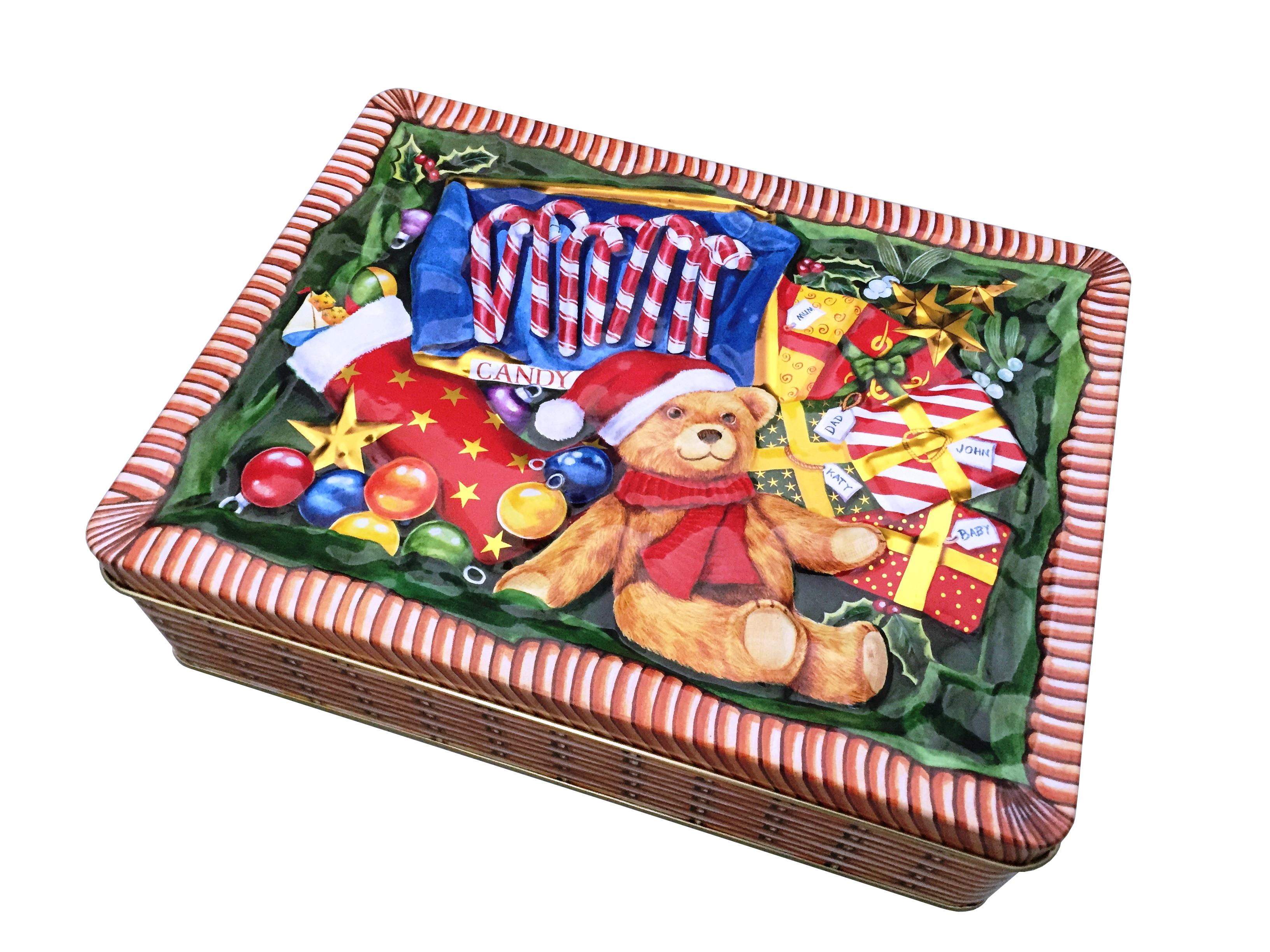 10801 Weihnachtsdose Candy