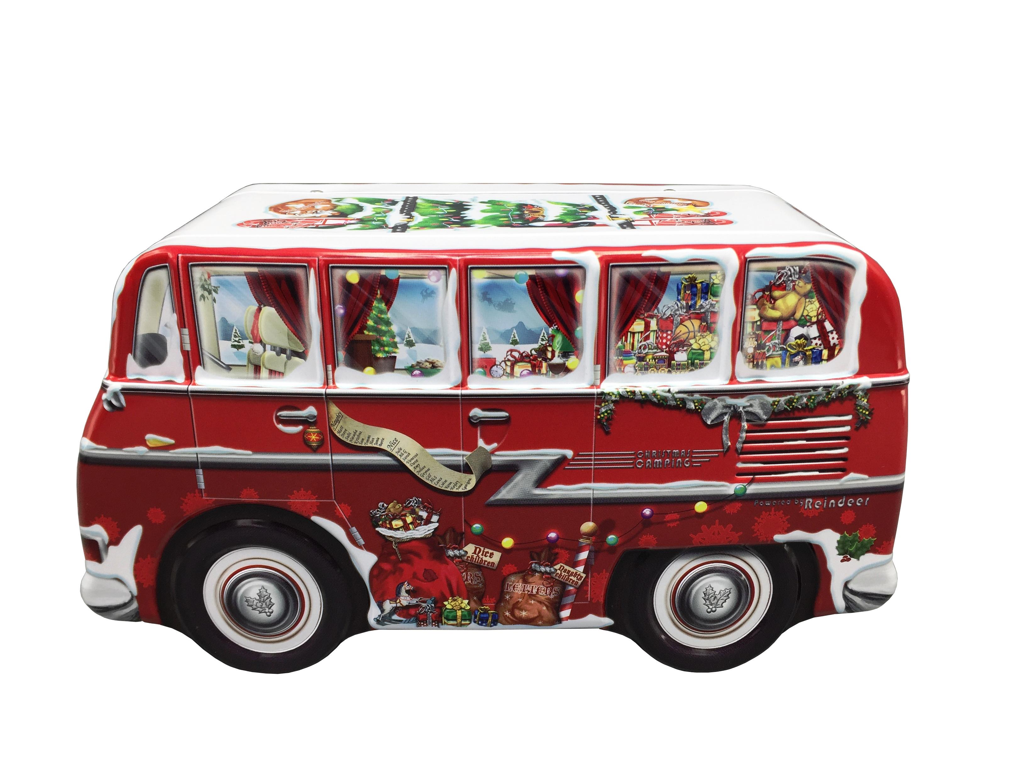 10117 Winter Camper Van
