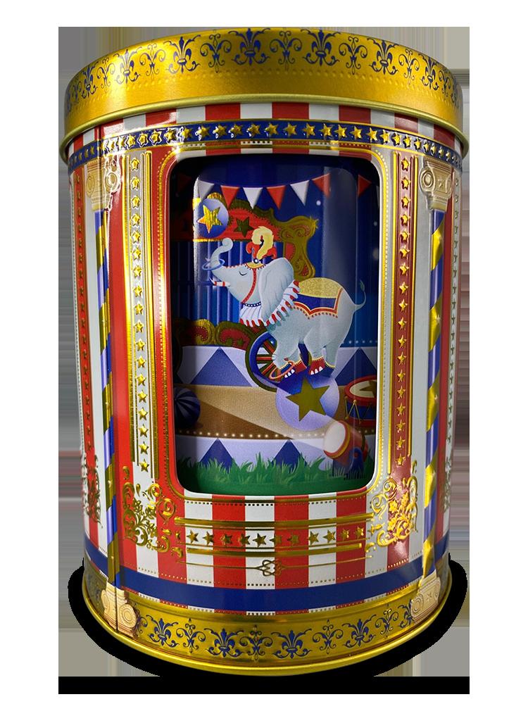 10301 Spieluhrdose Zirkus