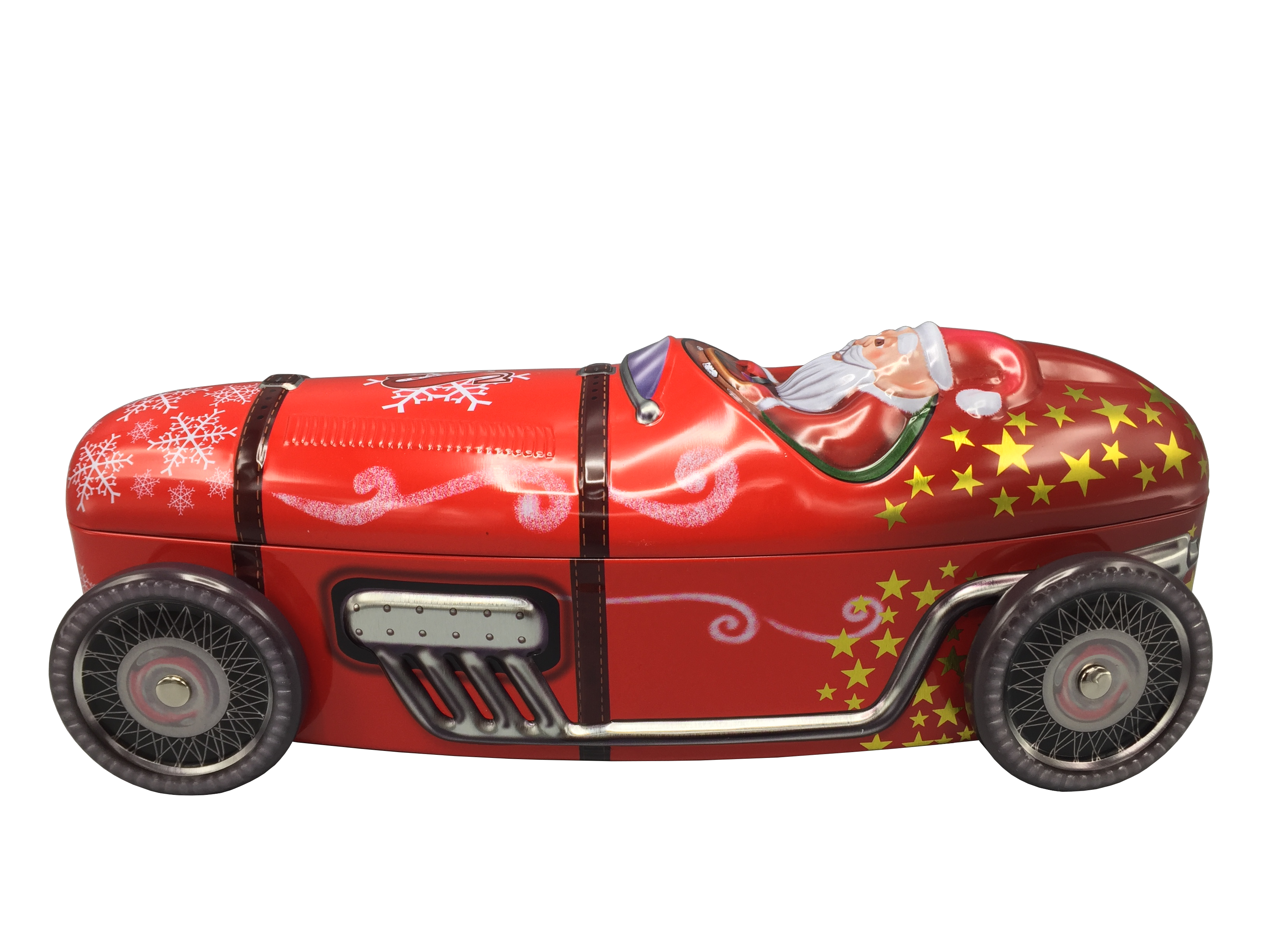 10016 Santa Racing Car