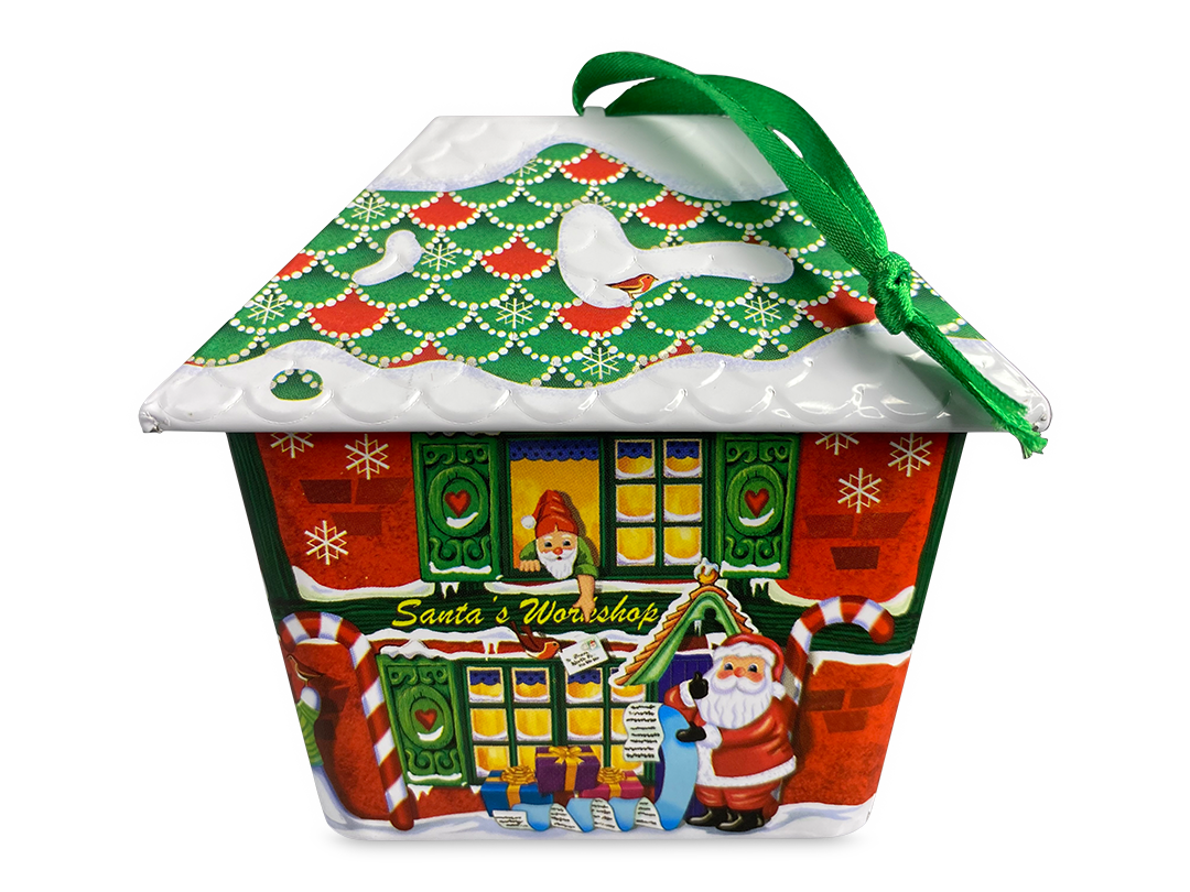 10652 Kleines Santa Haus