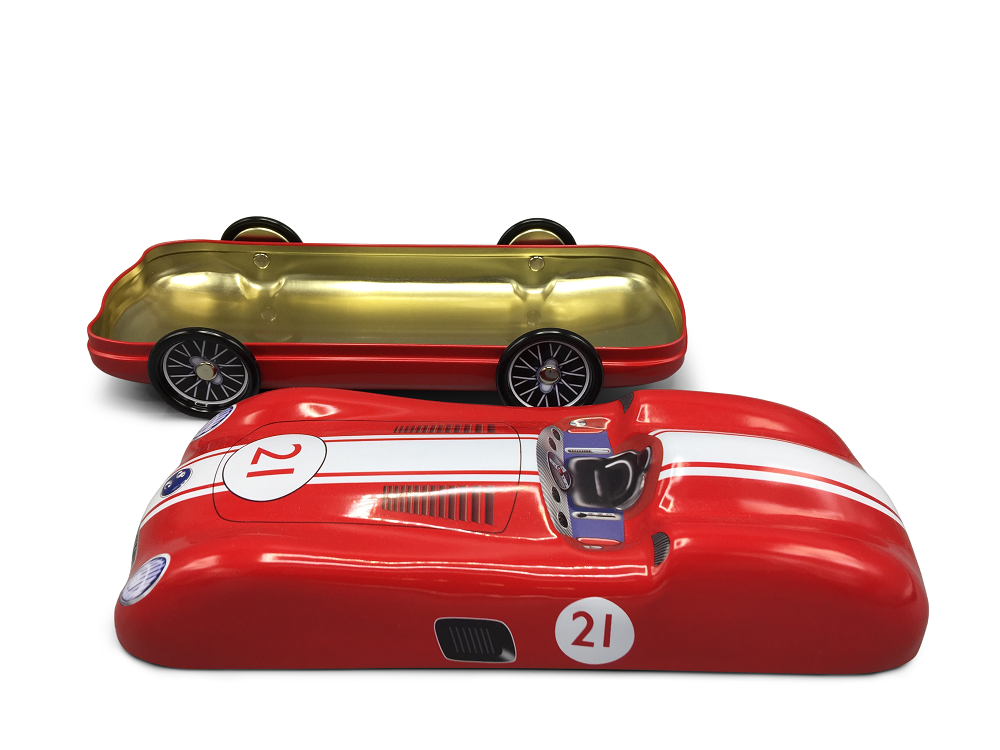 10031 Speedster Nr. 21 rot