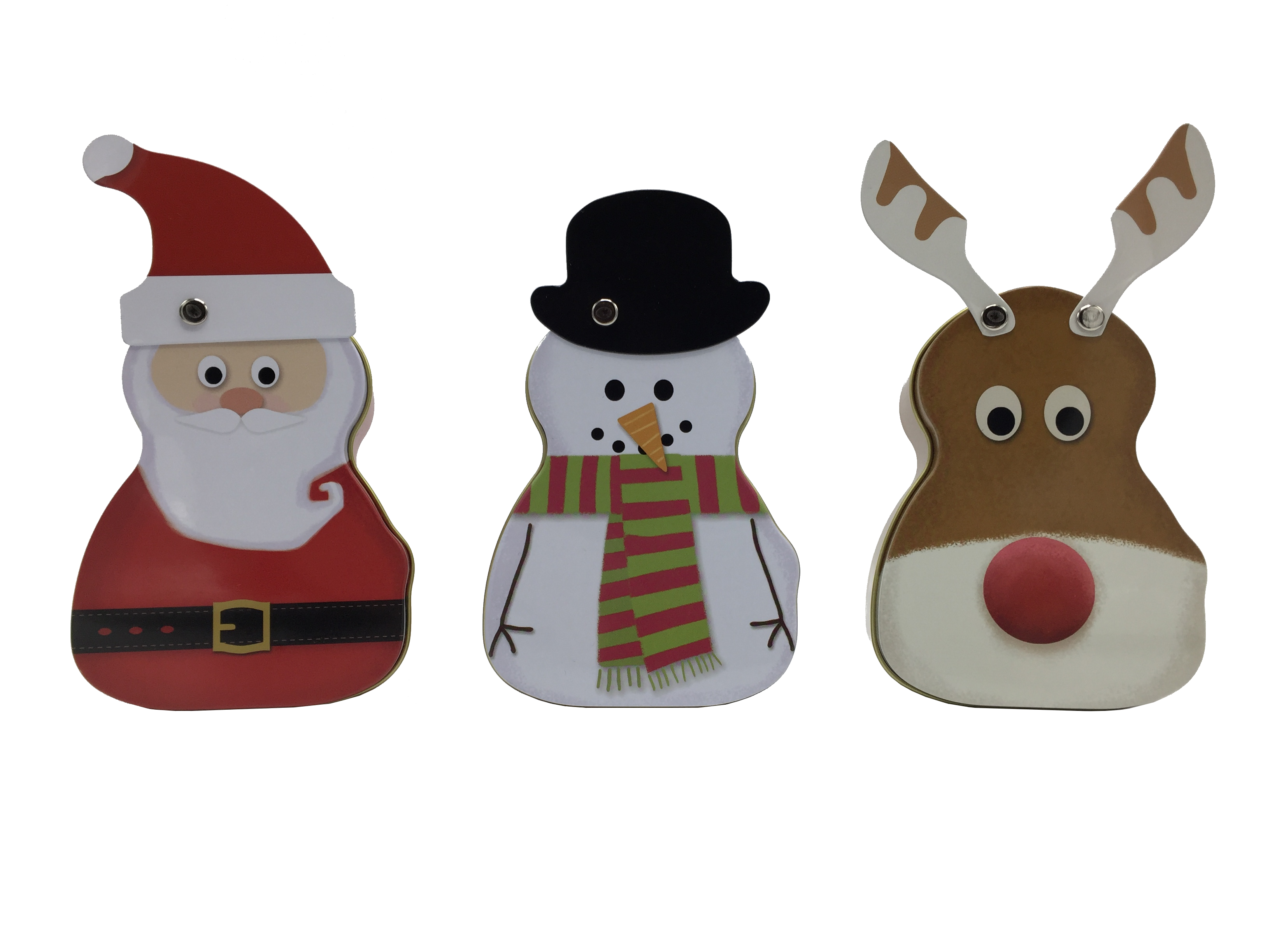 10460 Weihnachtsfiguren sortiert