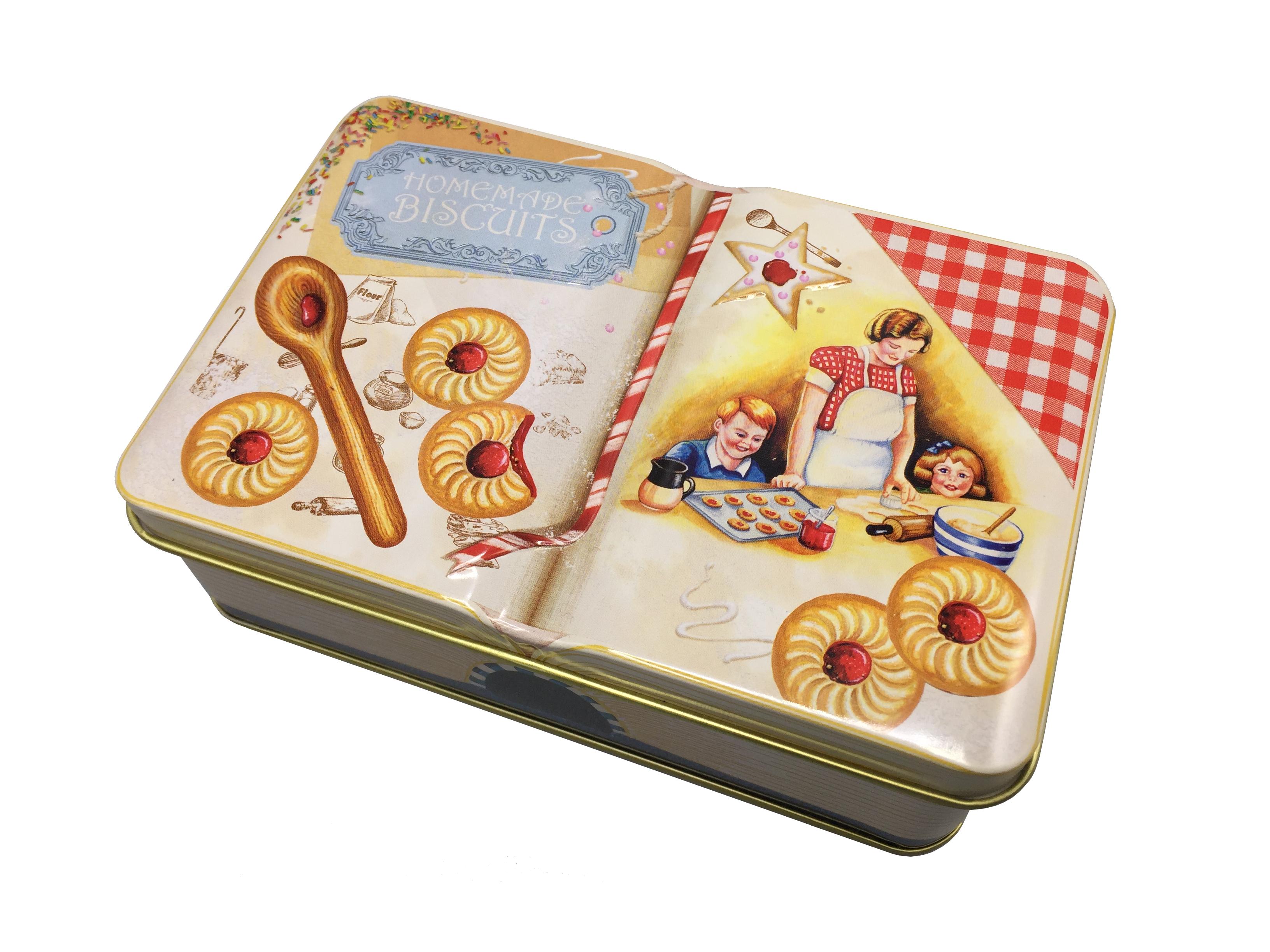 10740 Kleine Buchdose Homemade Cookies