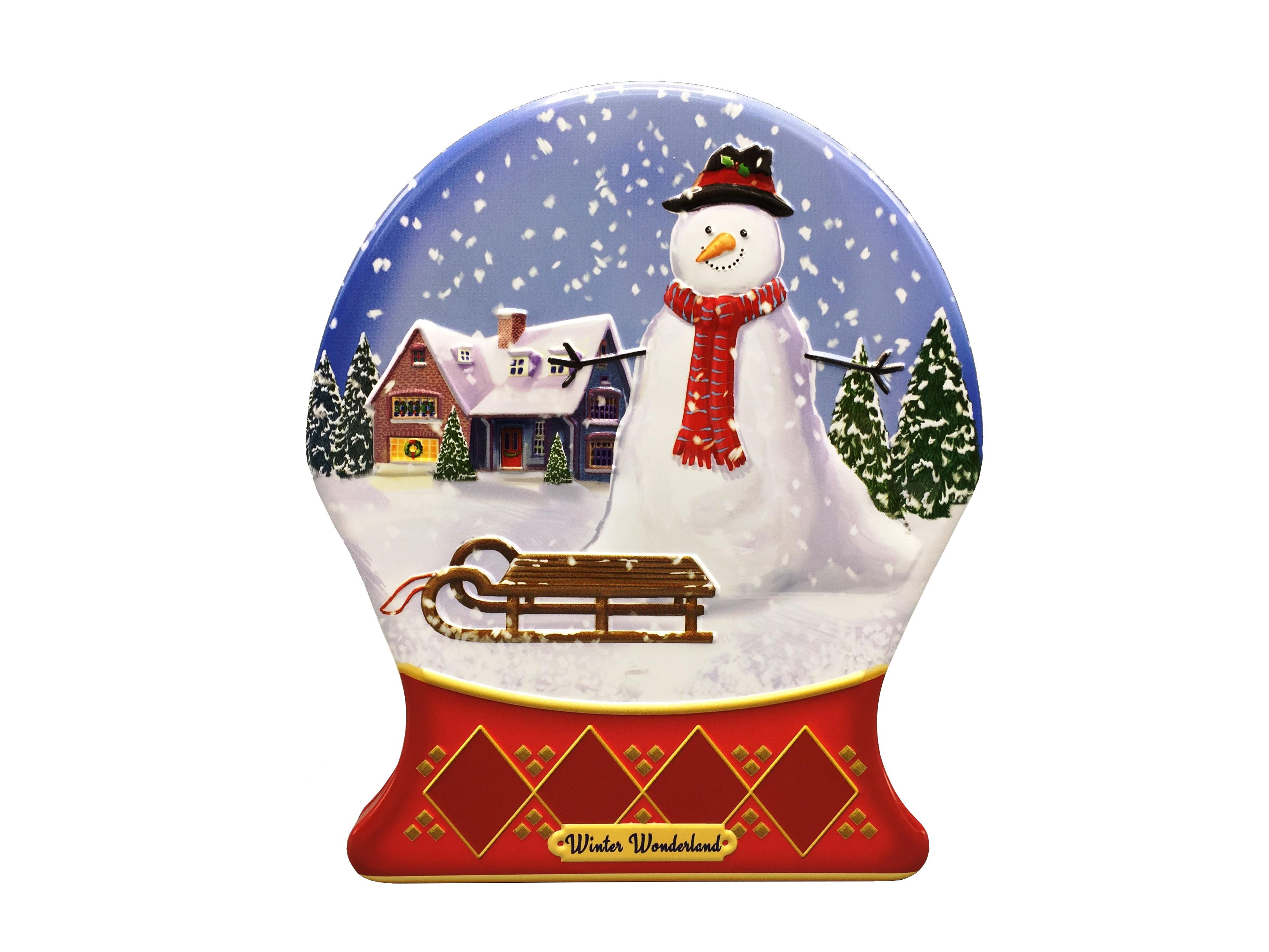 10442 Schneekugel Winter Wonderland