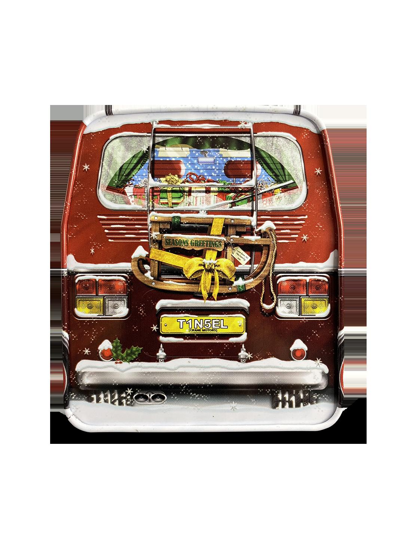 10100 Mini Camper Van Front Xmas