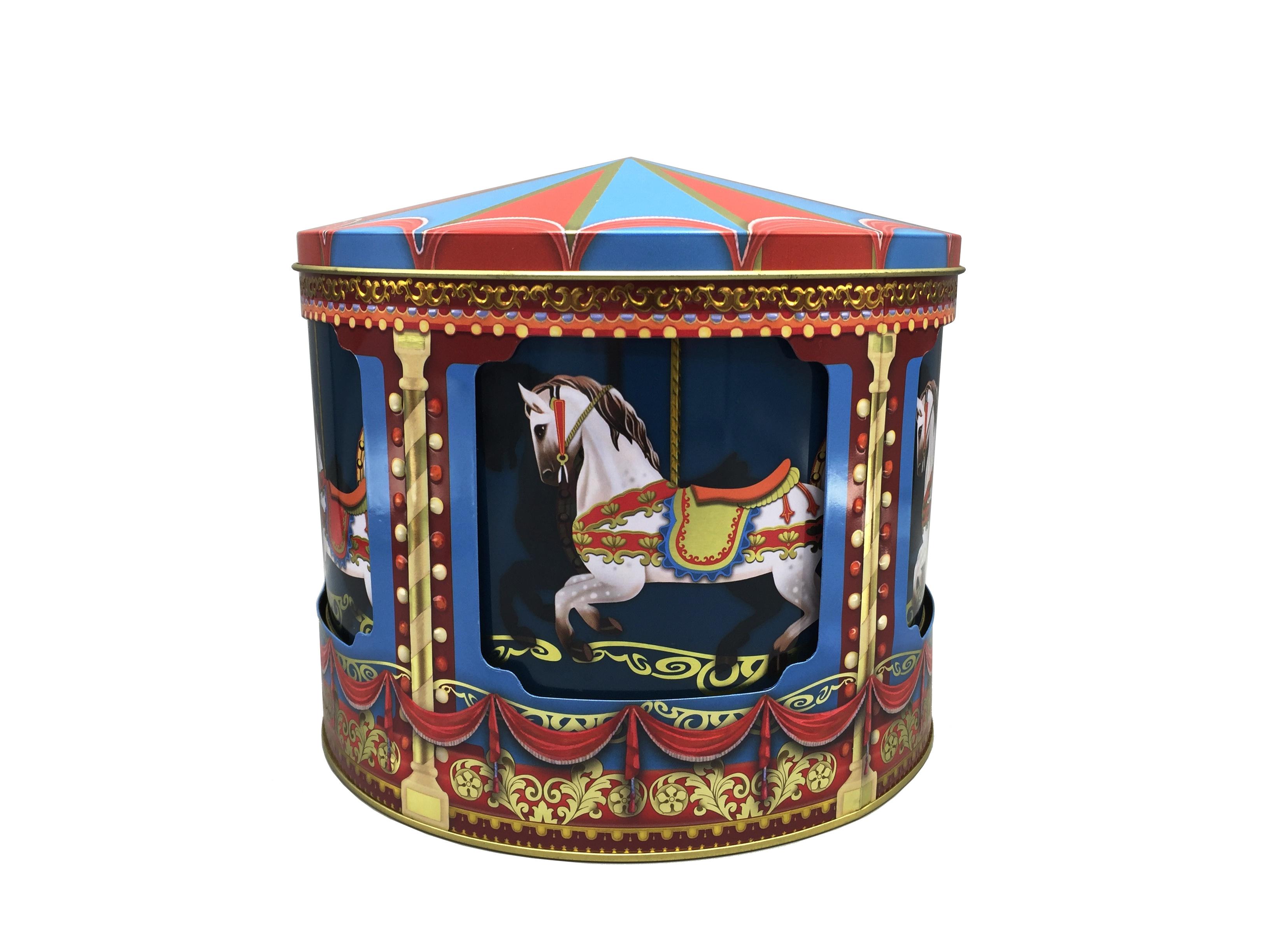 10310 Großes Karussell mit Spieluhr