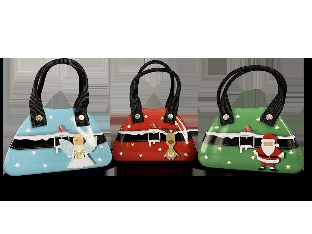 10435 Kleine Handtaschen Weihnachten