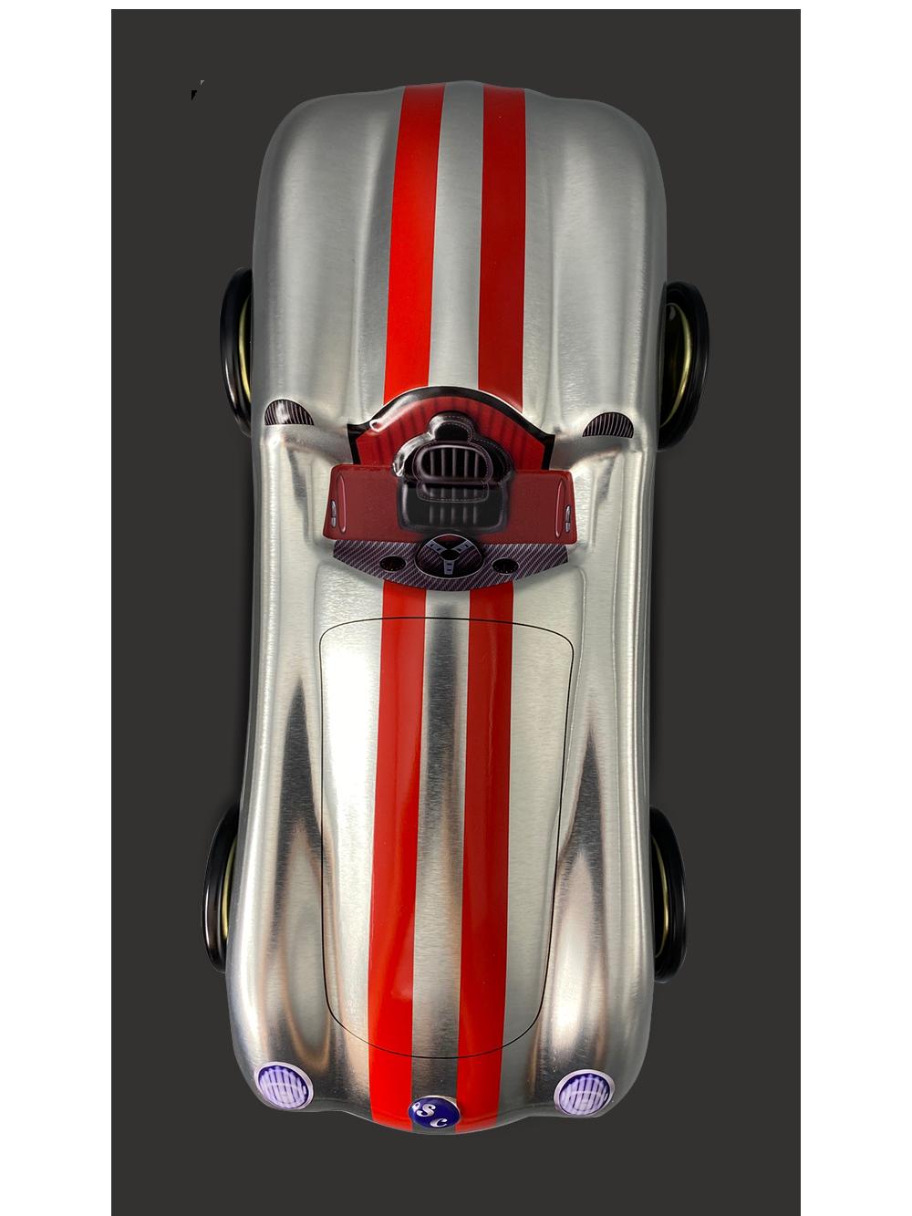 10032 Speedster silber/rot