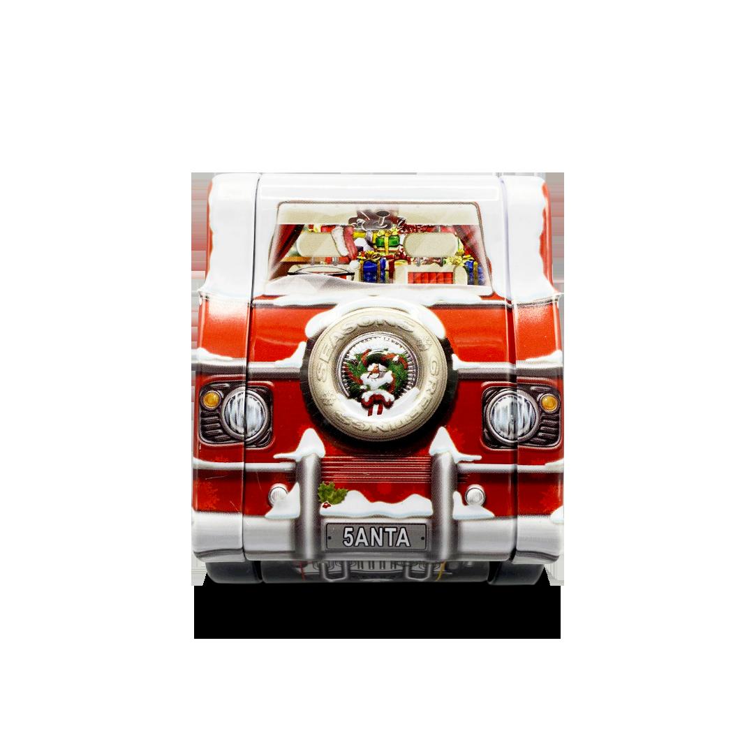 10078 Mini Camper Van Christmas