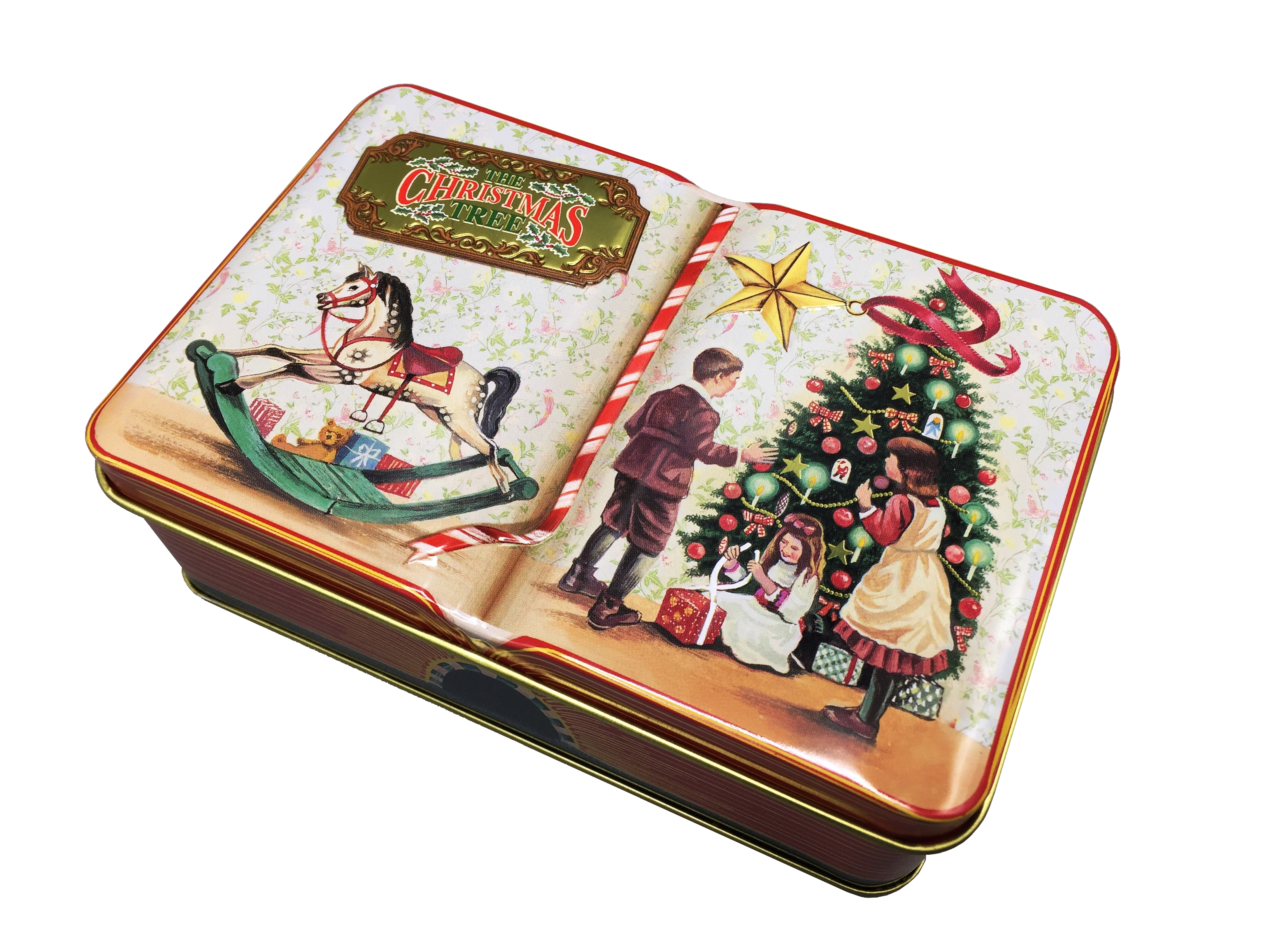 10745 Kleine Buchdose Christmas Tree